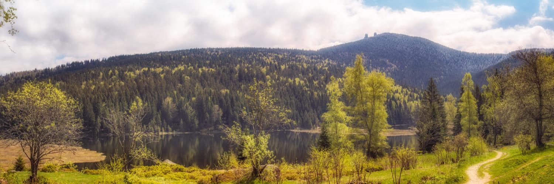 Saisoneröffnungsfahrt     Bayerischer Wald