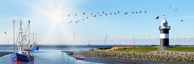 Emden und Ostfriesland