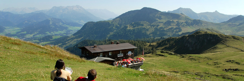 KIRCHBERG/Tirol im Herzen der Kitzbüheler Alpen