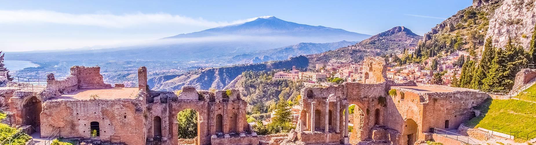 Sizilien – Von den Alpen zum Vulkan